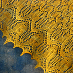 Sunflower Shawl