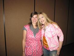 Me and Jennifer!
