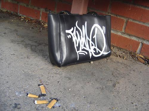 Gwap Purse Street Art