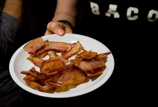 Bacon Tasting