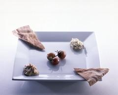 Hummus Plate (Provia 2)