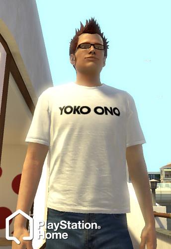 Home Yoko Ono T-Shirt