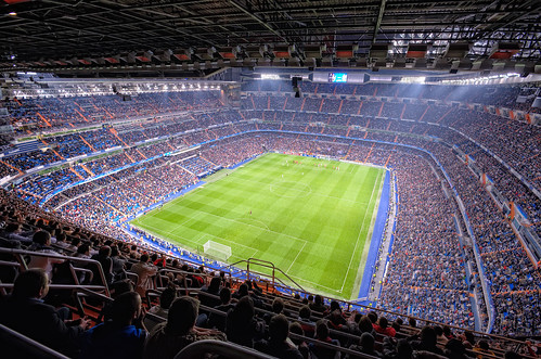 Real Madrid CF Stadium HDR