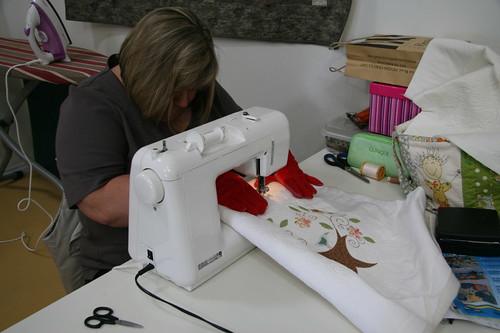 Workshop with Kellie