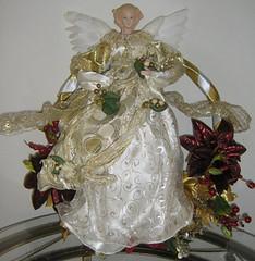 Guirlanda (Rosane Malavazzi - Design Floral e Artesanato) Tags: flores floral natal artesanato festa rosane arranjos guirlandas florais designfloral malavazzi