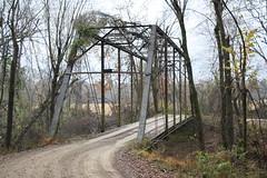 3 Ton Weight Limit (dbro1206) Tags: old bridge canon arkansas onelanebridge