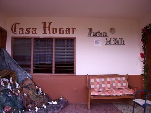 Abuelitos de la Casa Hogar