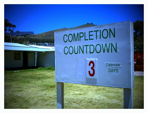 3 days and counting. The FINAL COUNTDOWN !!!