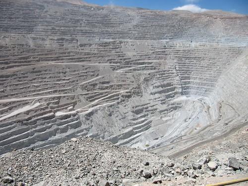Chile Chuquicamata, 10 Dec 2009