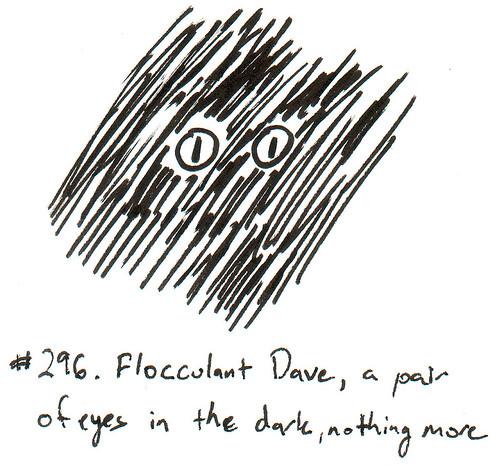366 Cartoons - 309 - Flocculant Dave