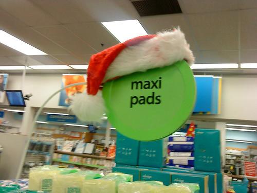 maxi pads web