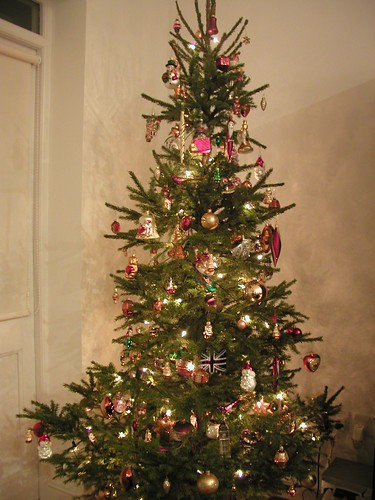 Kingscote Christmas Tree 1209 003