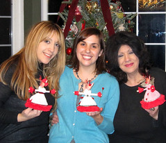 Lisa-Me, Diana and Joan!