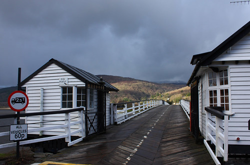 Penmaenpool Toll Bridge