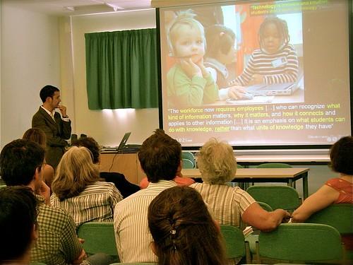 Conferencia SKOPE (UK)