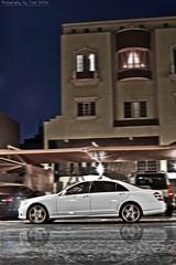 (Talal Al-Mtn) Tags: blue red white house man beautiful car rain weather canon cool nice automobile sweet s automotive rover fav kuwait rims 2008 mb myhome v8 amg q8 v12 sclass kwt mercedesbenzamg 450d canon450d lm10 mercedesbenzs500 inkuwait almtn talalalmtn  bytalalalmtn photographybytalalalmtn alrawdah