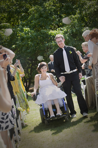 How to find a wheelchairfriendly wedding dress