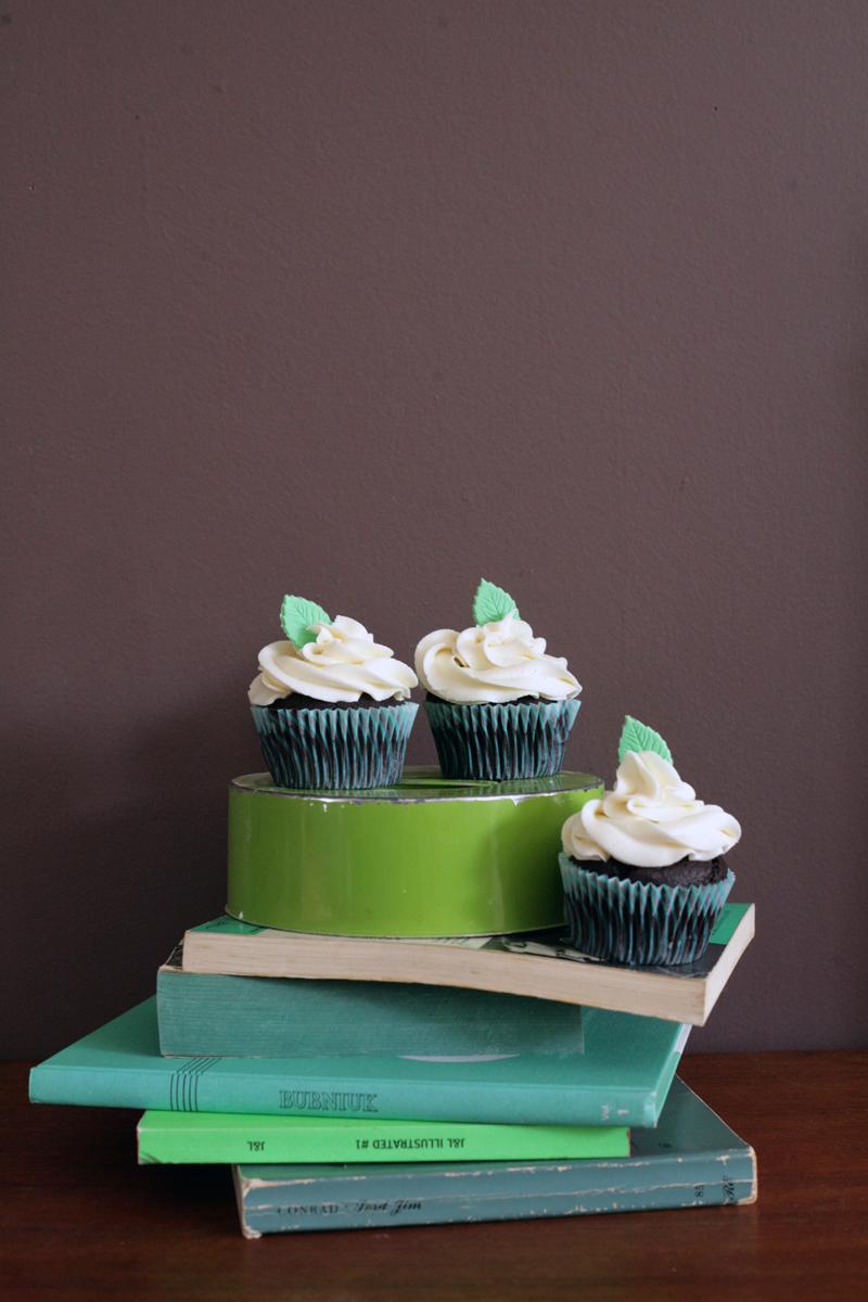 literature + cupcakes