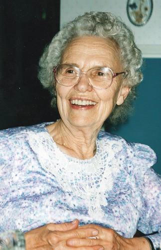 In memory of my beloved grandmother