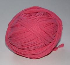 Pink T-Shirt Yarn