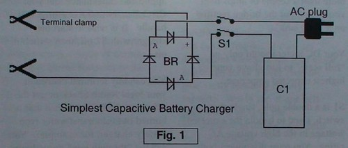 Diy Cheap Battery Charger Desulfates Old Lead Acid