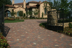 "Pavestone Driveway • <a style=""font-size:0.8em;"" href=""http://www.flickr.com/photos/36642140@N07/4305054212/"" target=""_blank"">View on Flickr</a>"