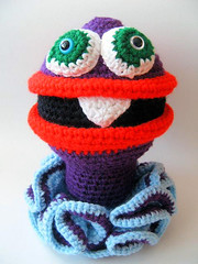 monster doll crochet pattern