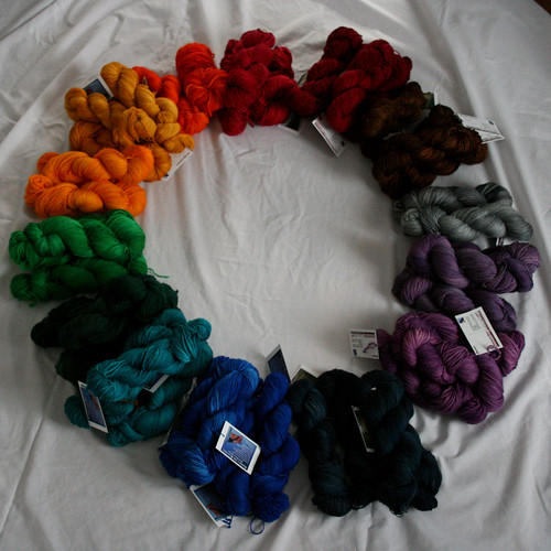 Knit the Rainbow