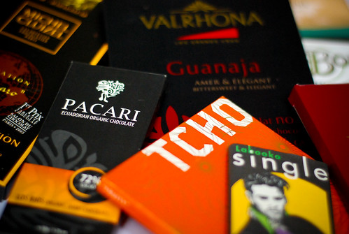 Choqoa Chocolate Tastings