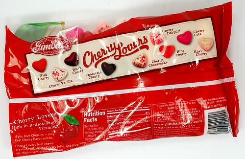 Gimbals Cherry Lovers Fruit Chews