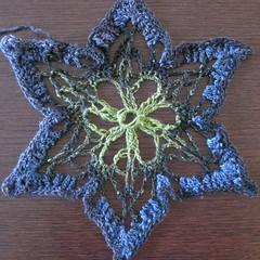 Crochet Star #2