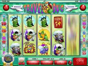 Travel Bug slot game online review
