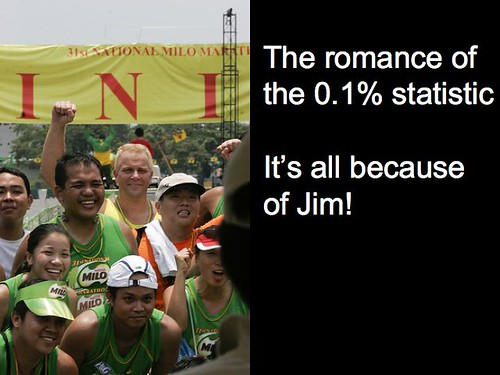 My Marathon Story Slide2