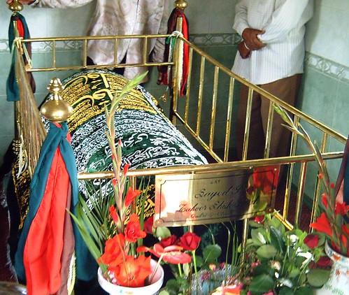 Mazar Shareef Dada Peer Jahour Shah(RA)