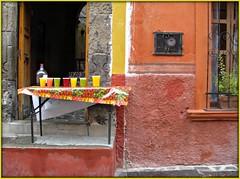 ricos jugos (Sangroncito) Tags: mexico sanmigueldeallende jugos bajio