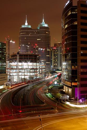 Texas Medical Center - Night on Flickr