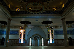 Mosque (Ahmed Al-Ibrahim) Tags: light painting prayer pray mosque