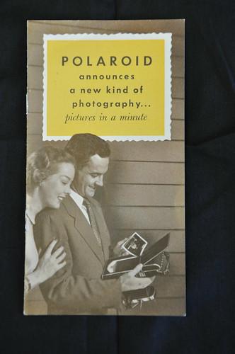 Polaroid Land Camera Catalog