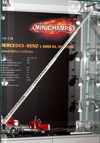Minichamps Mercedes