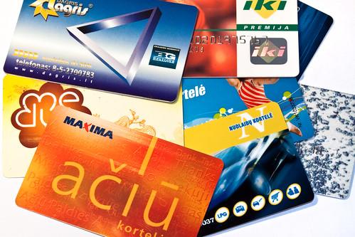 Nuolaidų kortelės