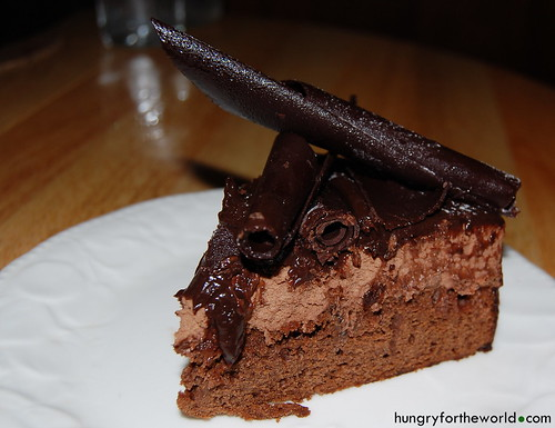 Slice of Chocolate Heaven from Red Ribbon