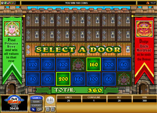 free Chain Mail gamble bonus game