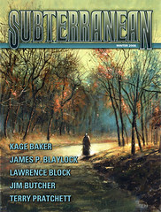 Subterranean Winter 2009 cover