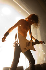 """Airbourne @ Volkshaus - Zurich • <a style=""""font-size:0.8em;"""" href=""""http://www.flickr.com/photos/32335787@N08/4420331247/"""" target=""""_blank"""">View on Flickr</a>"""