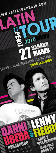 Latin Tour Perú 2010 - Club Hebraica