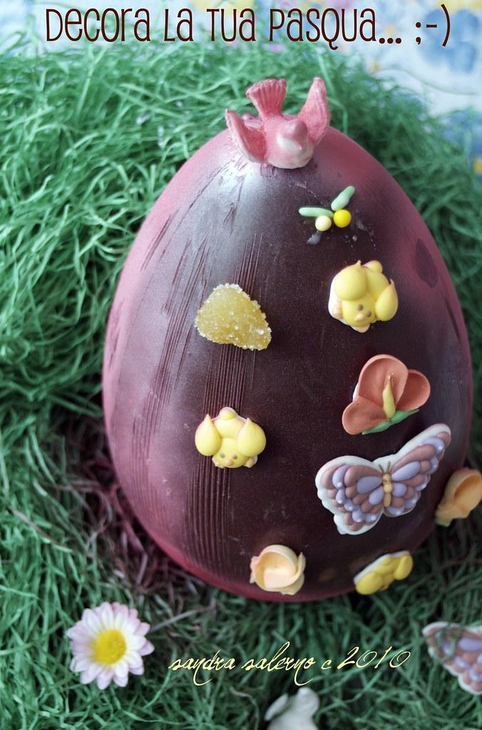Decora la tua Pasqua, Caffarel! :-)