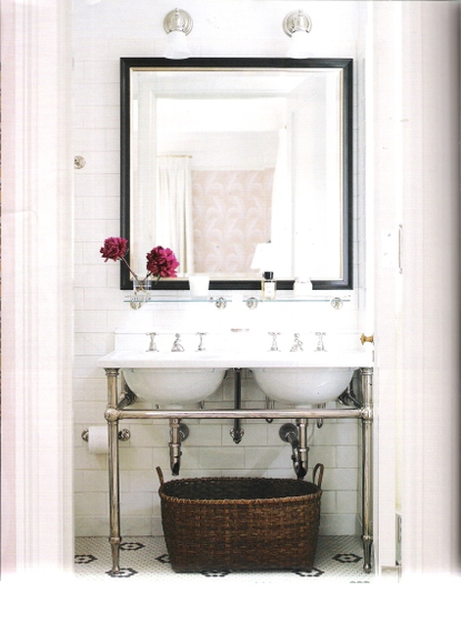elle decor bathrooms - Bathroom Ideas Elle Decor