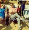 Packy and Mary on Holiday 1970
