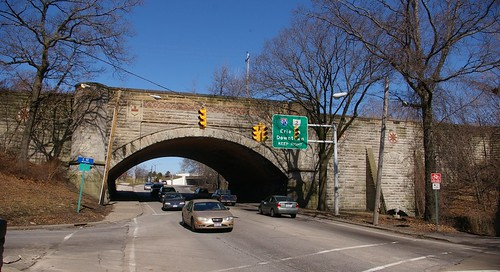 Bridge over MLK Boulevard
