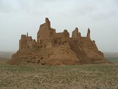 قلعة الرحبة Rahbe Castle near Mayadin